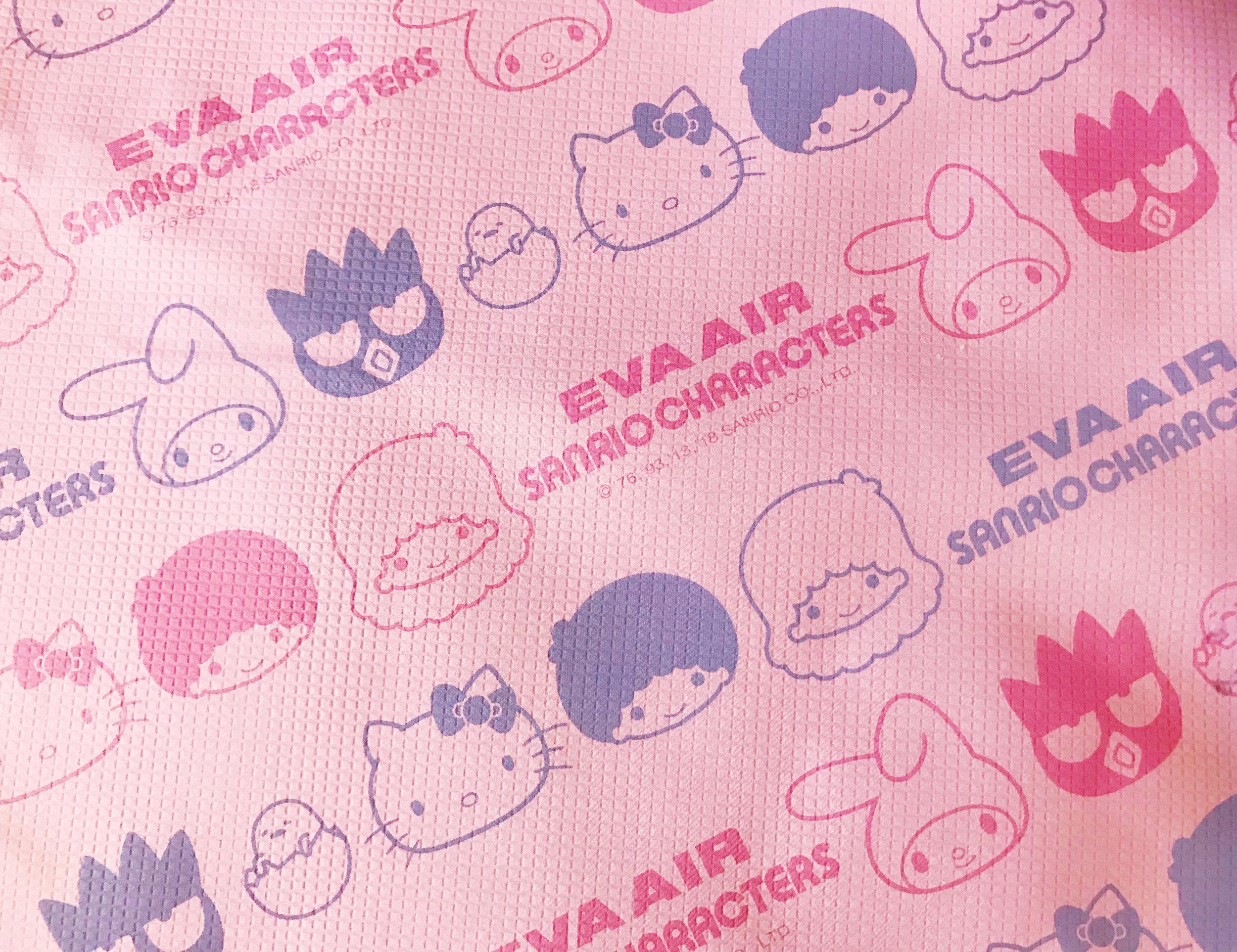Dreamline Alliance EVA Air Hello Kitty