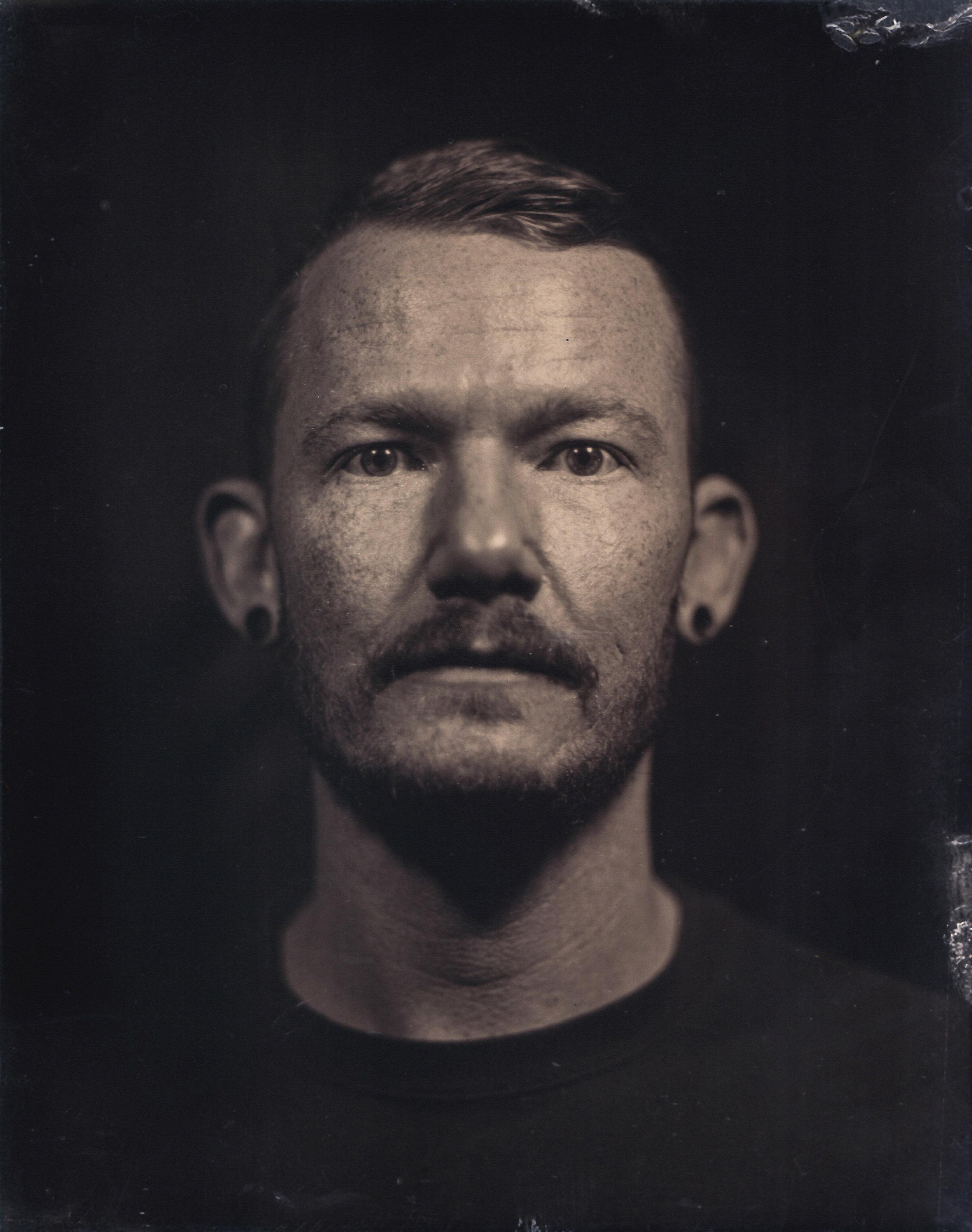 Lansing Michigan Tintype Photographer Steven Glynn
