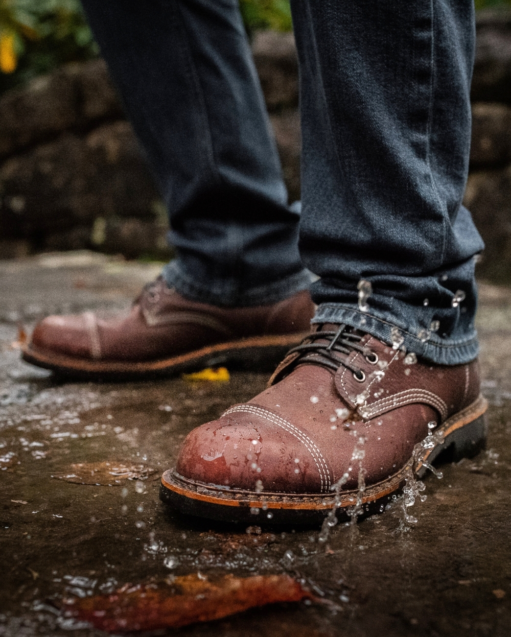 Wolverine 1,000 Mile Boots