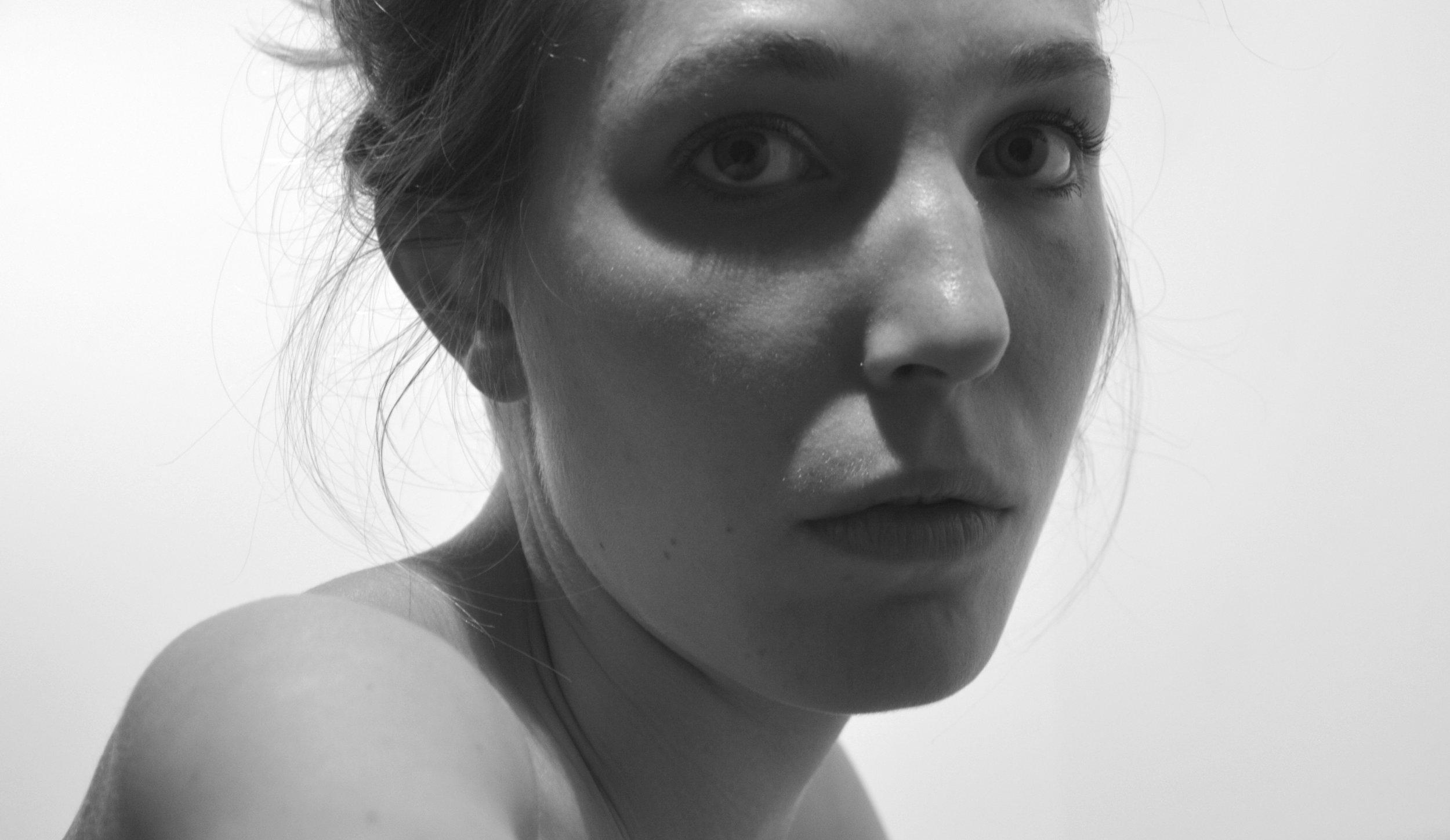 Louise Comte, twenty two years old