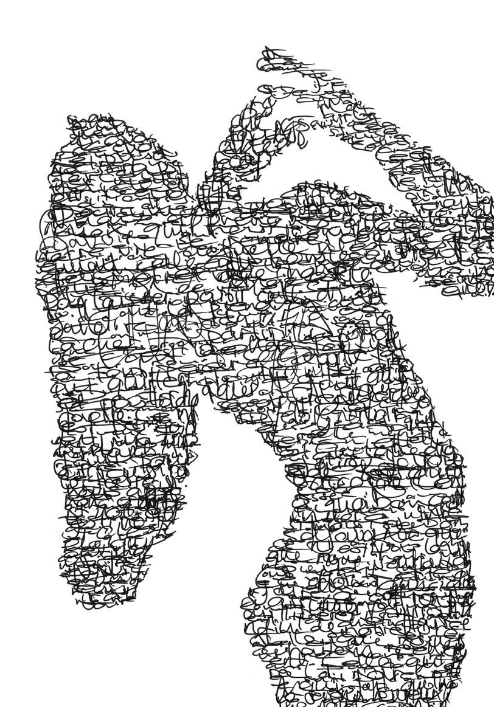 - Au contraire, le besoin d'écrire est souvent torp fort, trop présent en moi, et domine donc sur le choix de la silhouette.L'image importe peu, car le besoin de poser par écrit ce qui hante mes esprits est plus fort que celui de relier l'image au texte.J'improvise donc parfois, me laissant aller, laissant voyager mon esprit à travers mes souvenirs et mes pensées.