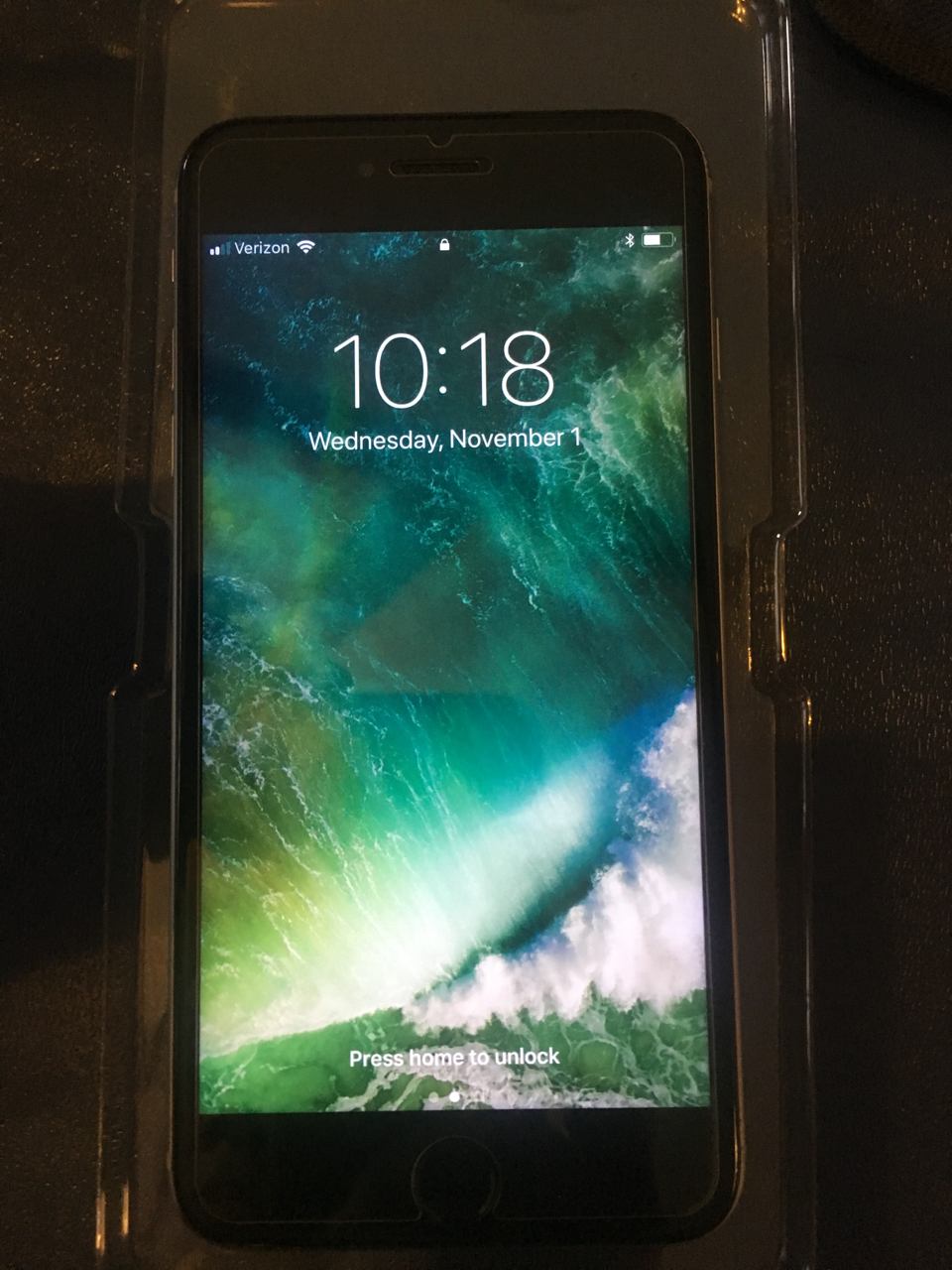 AFTER: iPhone 6s Plus - repaired - as good as new!