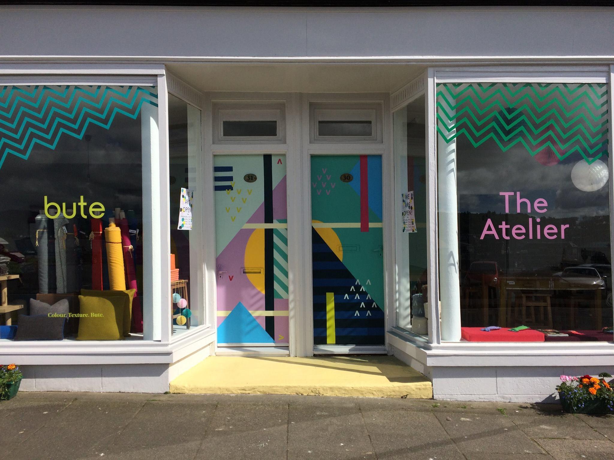 The Atelier Bute doors.jpg