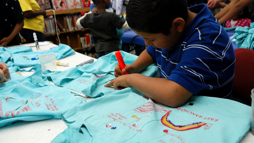 East Rancho Screenprint Community Youth Tote Bags.jpg