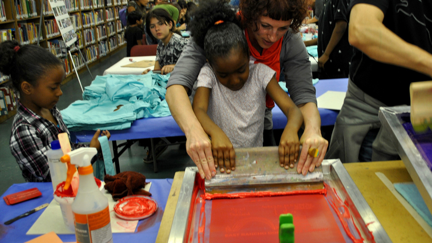 East Rancho Screenprint Kids Library Public Art.jpg
