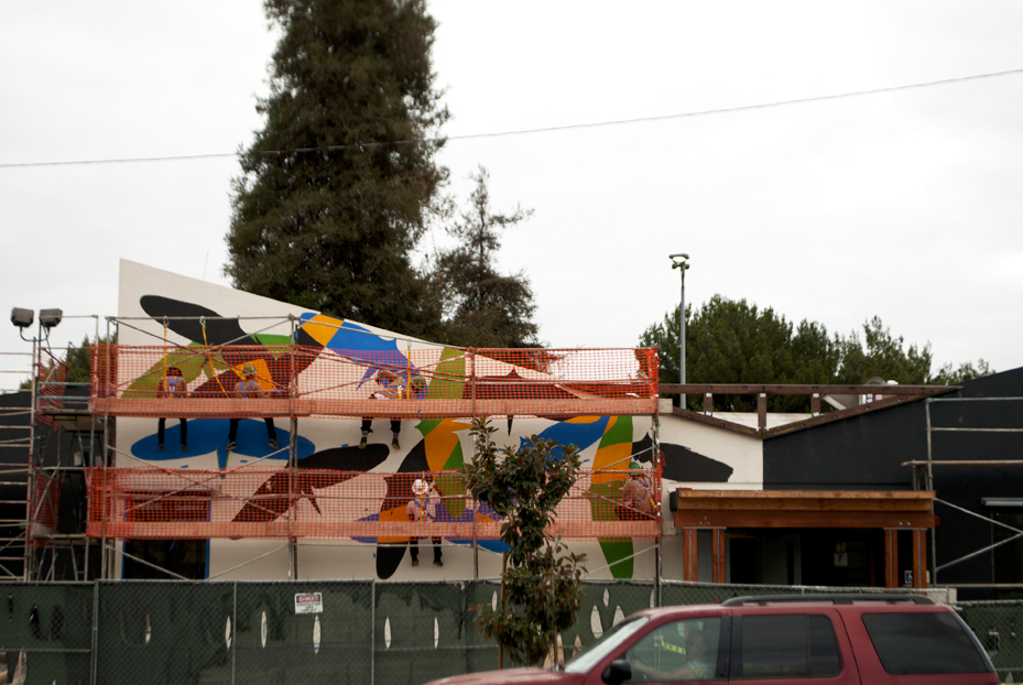 Compton Los Angeles LA Corps Painting Facade Youth.jpg