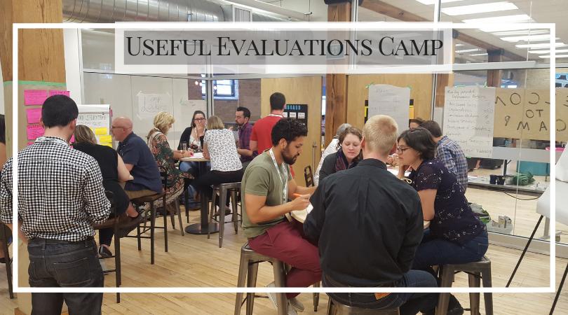 Useful Evaluations Camp