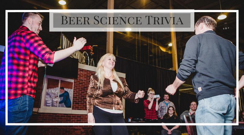 Beer Science Trivia & Board Games Night