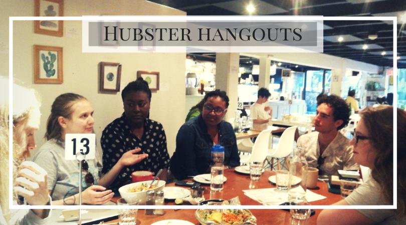 Hubster Hangouts