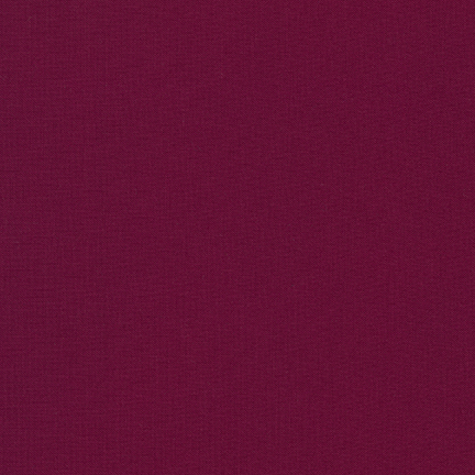 Kona Cotton Bordeaux via www.helloquilting.com