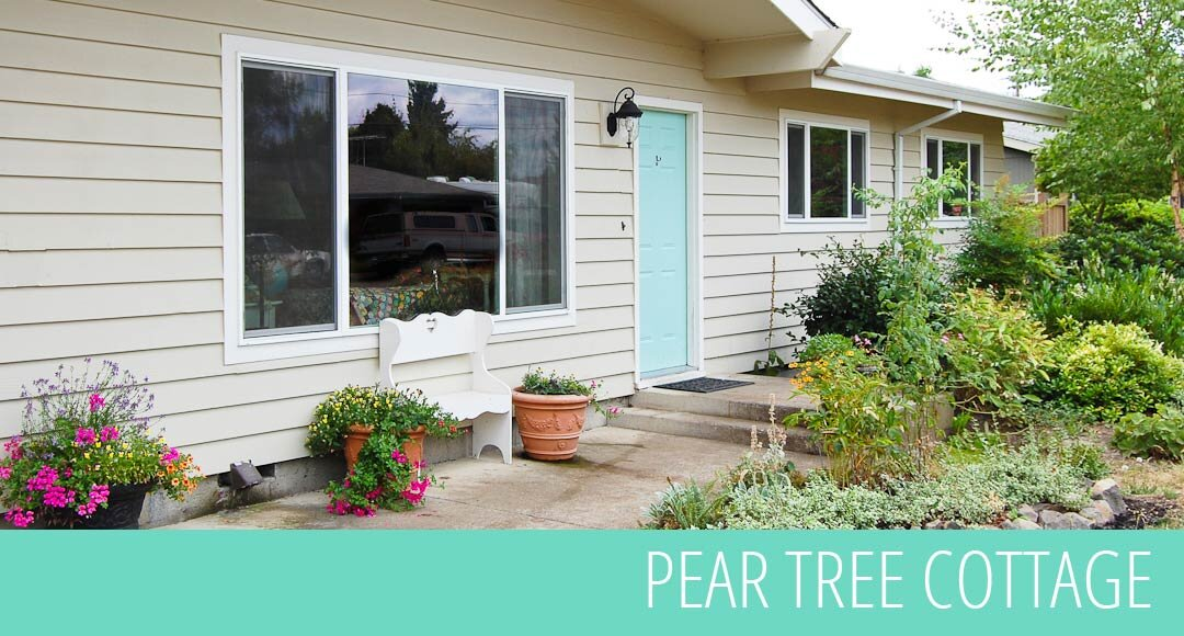 Pear Tree Cottage via www.angelamaywaller.com