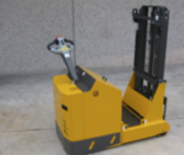Counterbalance Trucks - Counterbalance truck eases the difficult handling and maneuverability of pallets in the aisles as well as picking and storage of pallets.