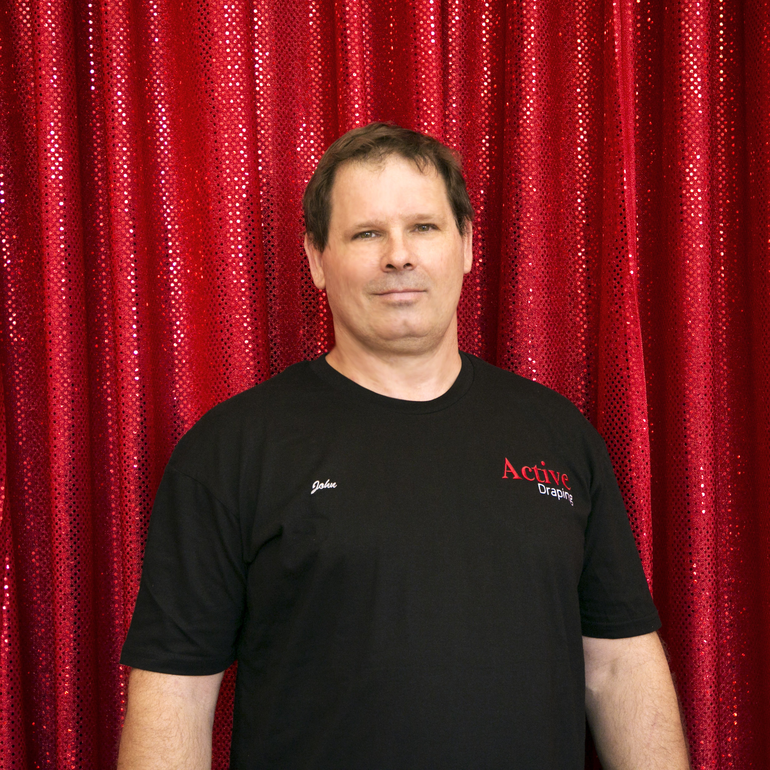 John Adams - John is our leading man. He's pretty much seen & done it all & is the go-to-guy if you need to get the job done and done very well. He has qualifications up to wazoo and has 30 years in this industry. He is our design King.