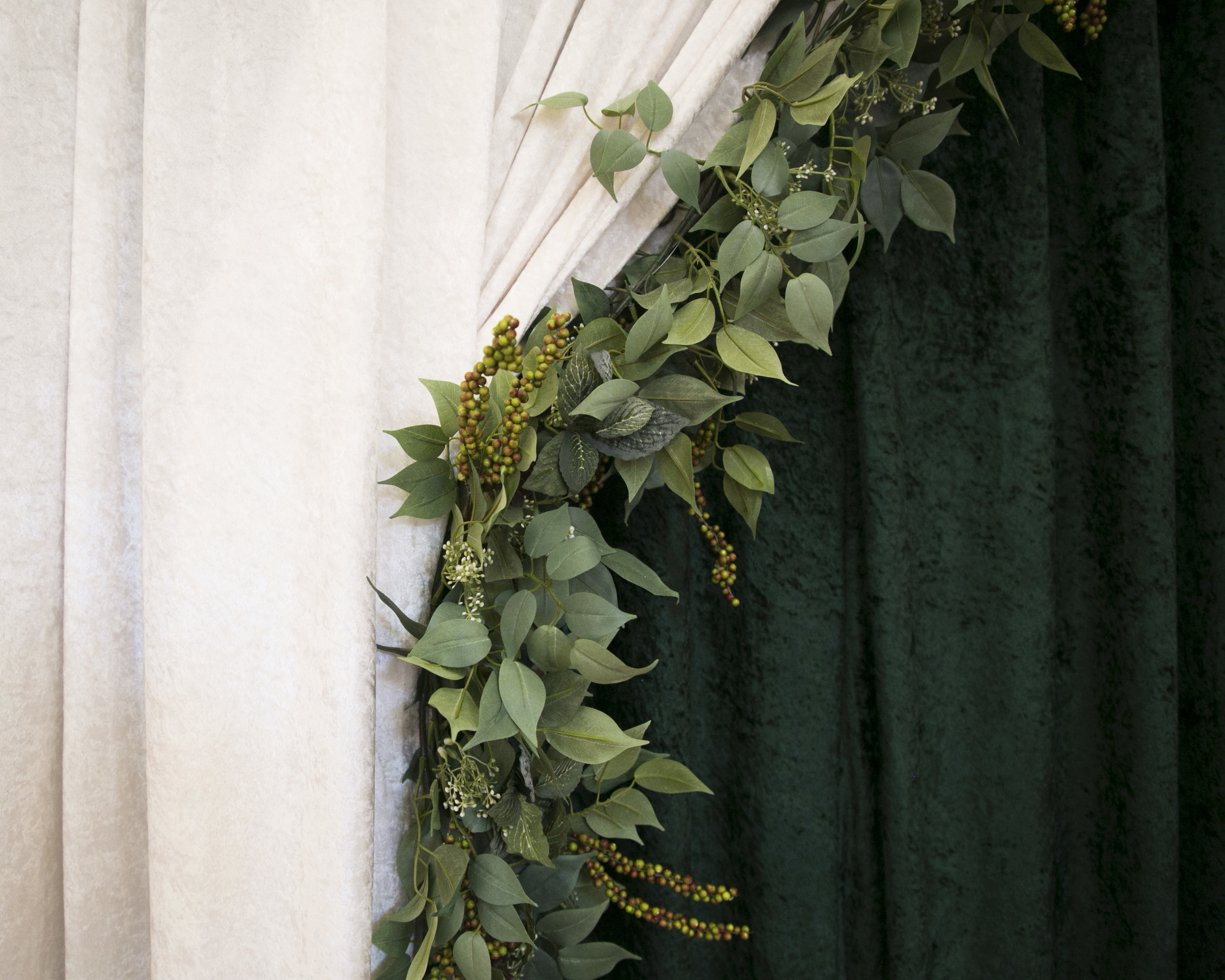 wedding draping hire melbourne