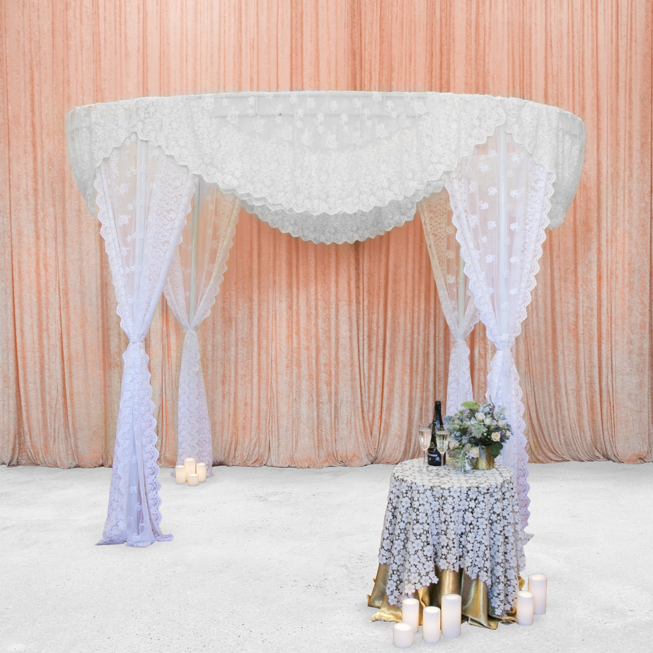 wedding arch hire melbourne