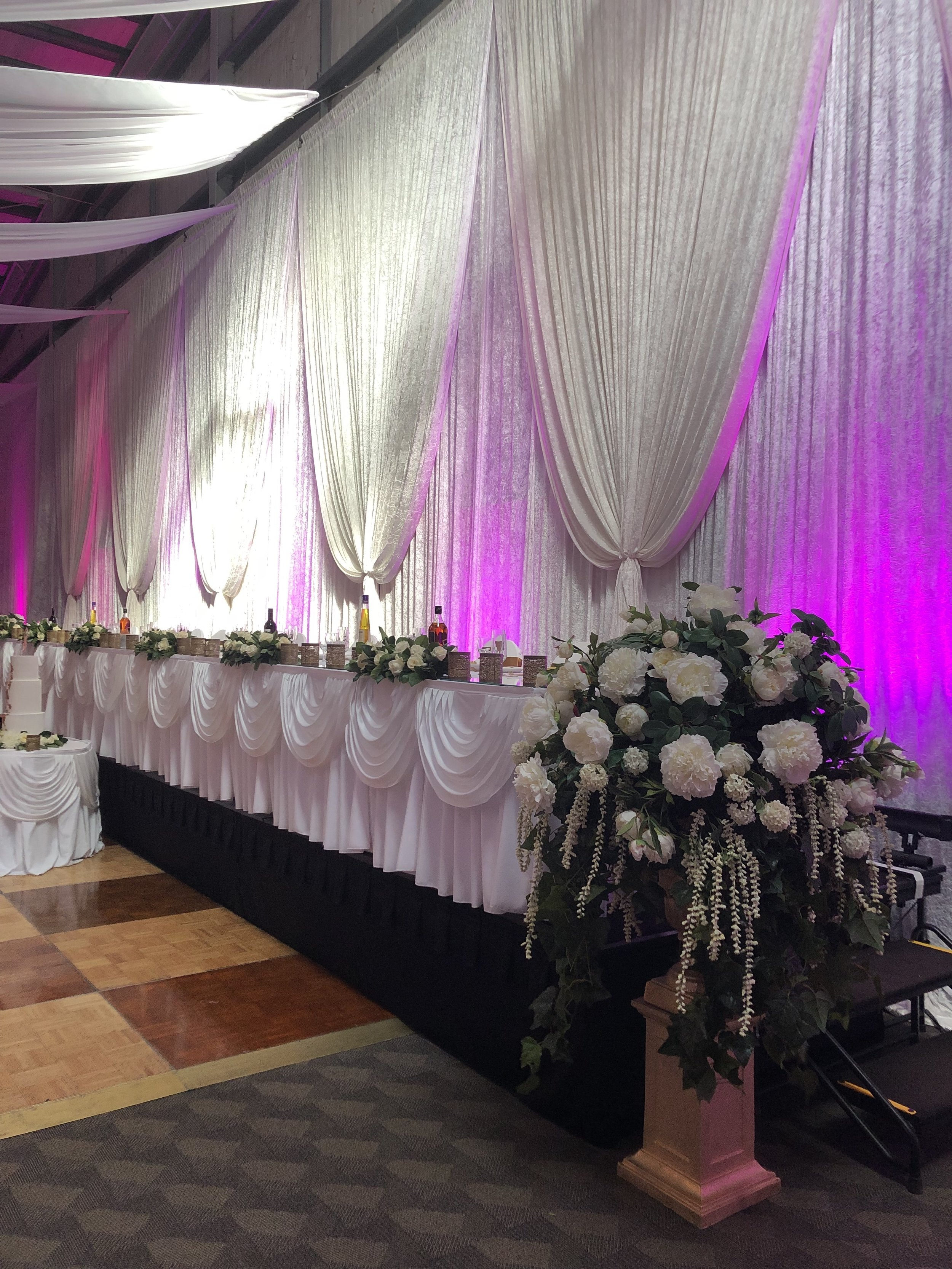 active draping melbourne