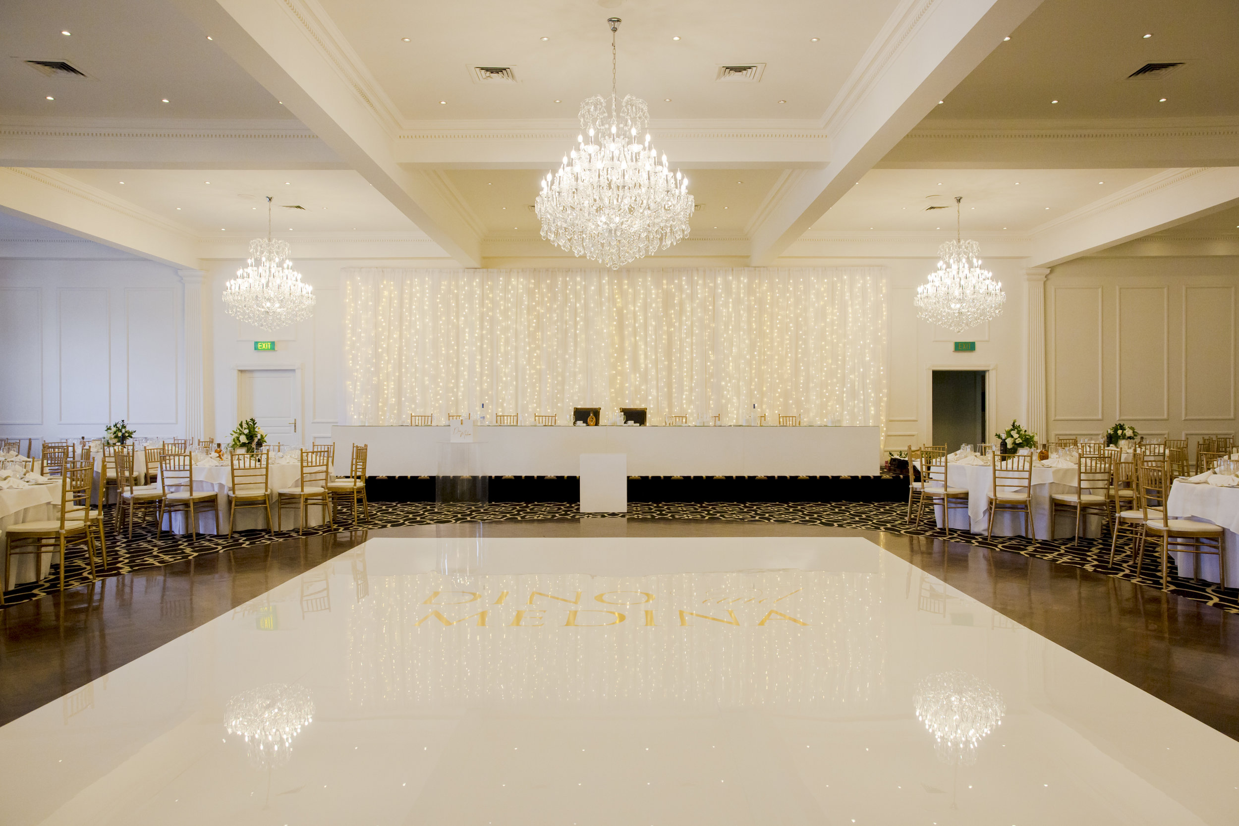 draping hire melbourne