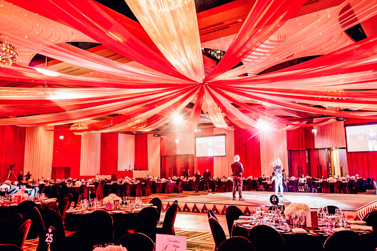 we create stunning events around Melbourne with the art of draping. -