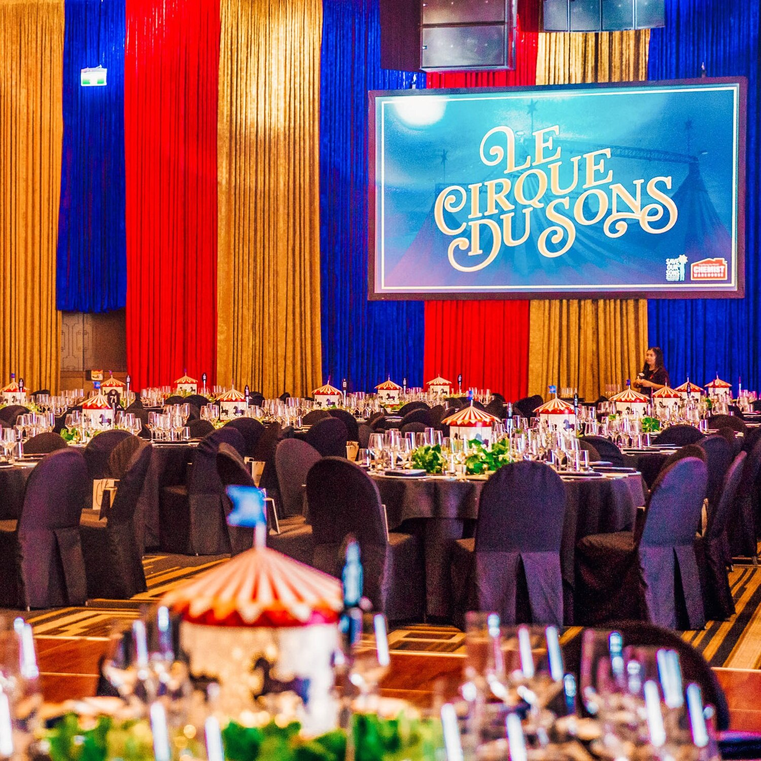 wall Draping - We have the biggest range of draping for your next event. Quality assured, you're guaranteed to find something you'll love.
