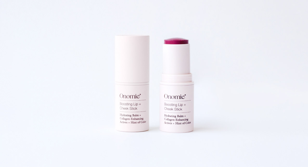 ONOMIE LIP + CHEEK STICK  -