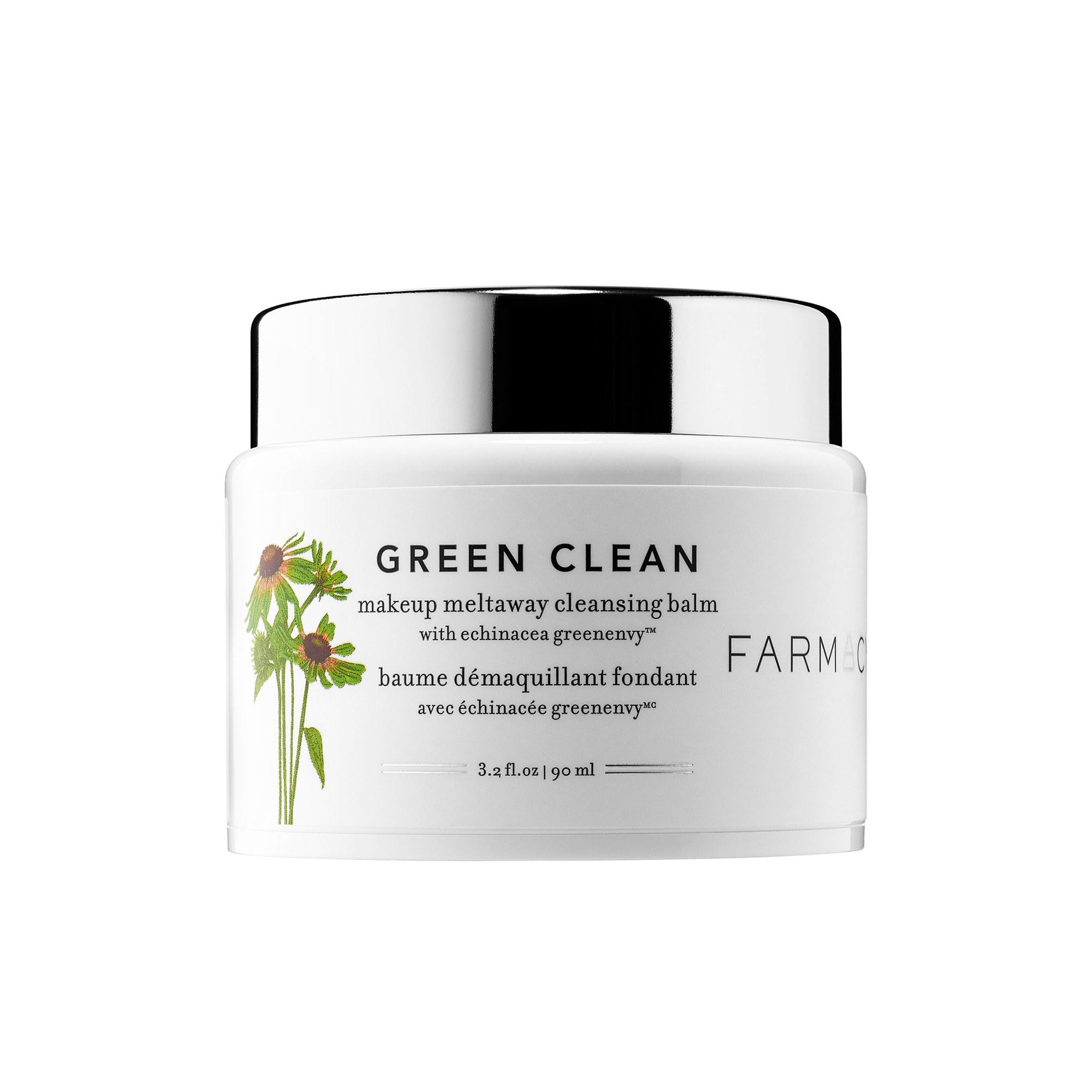 GREEN CLEAN MAKEUP MELTAWAY CLEANSING BALM -