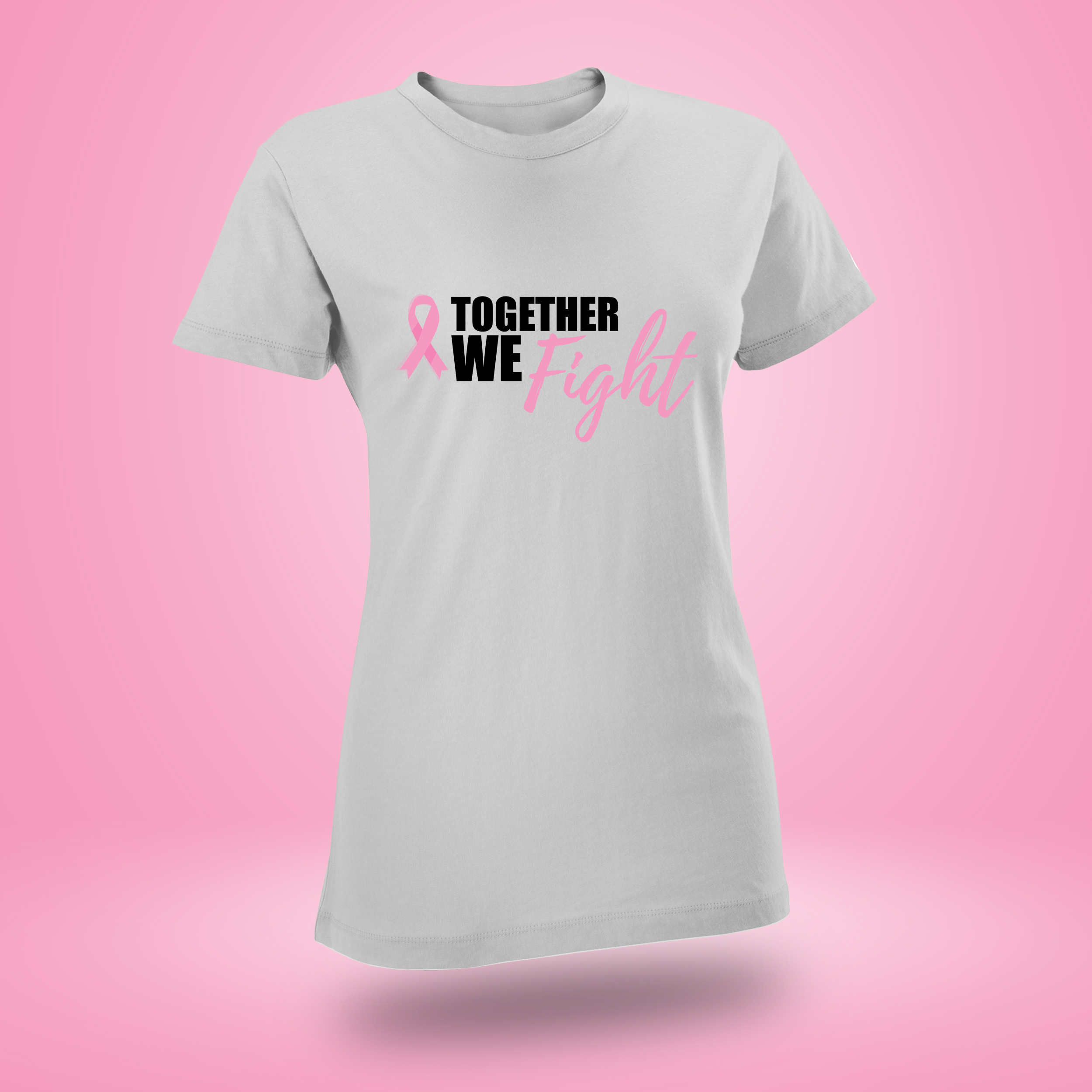 Together We Fight - White  Starting at $15.00
