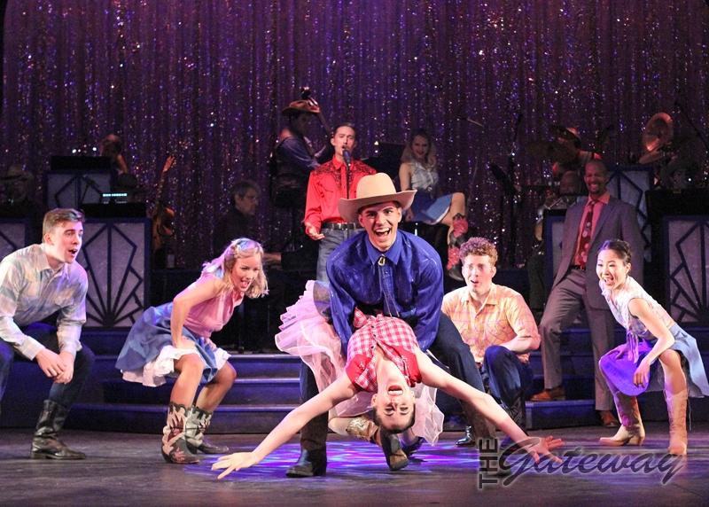 Photo by Jeff Bellante, courtesy The Gateway Playhouse