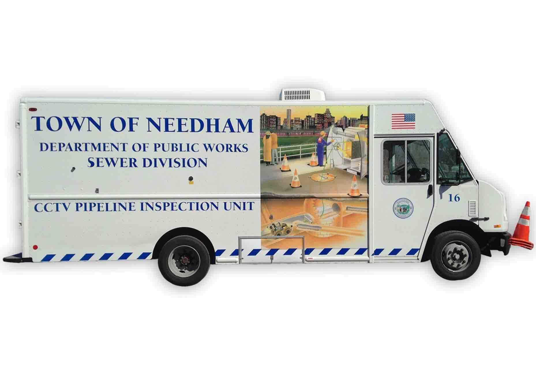 Needham DPW