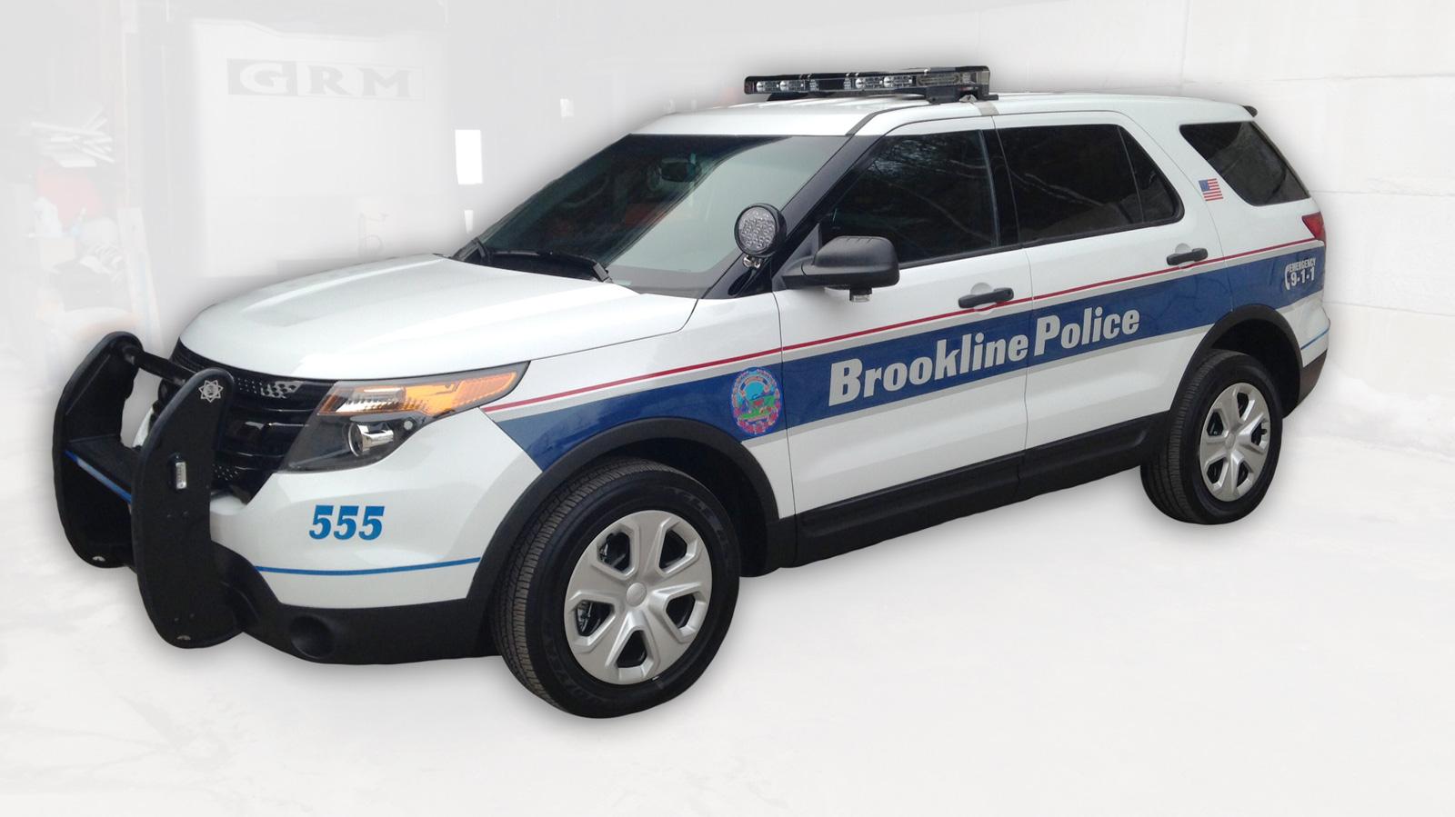 Brookline PD
