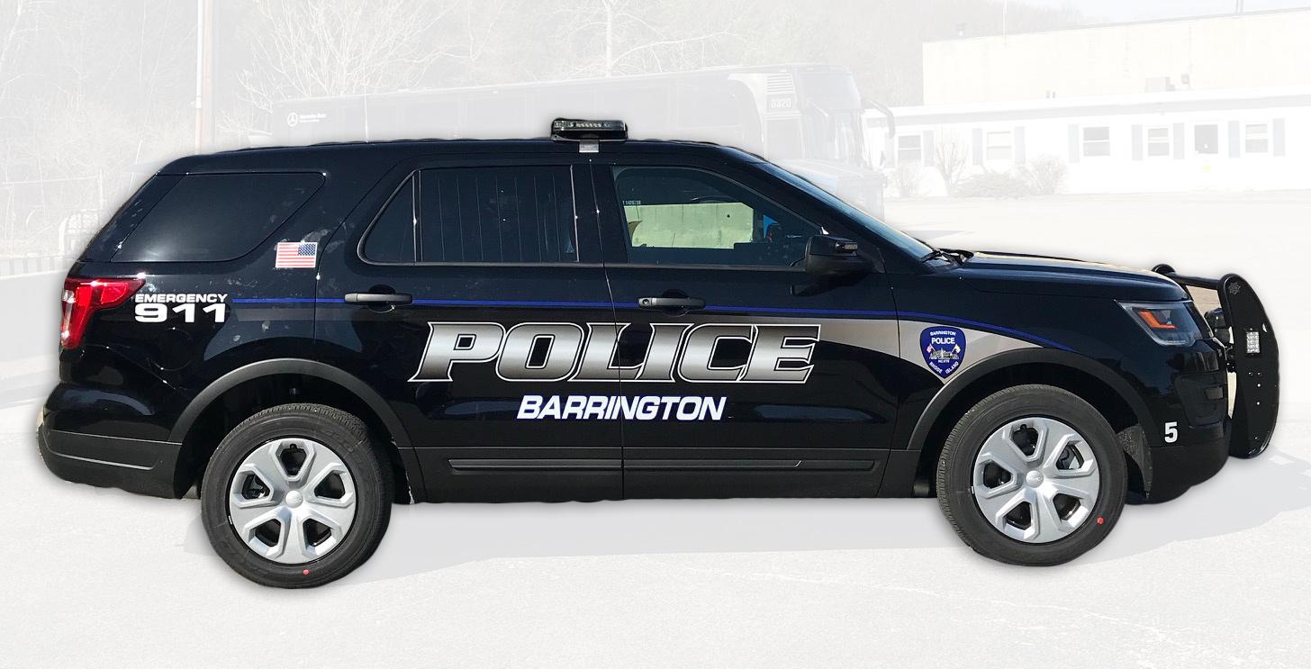 Barrington PD