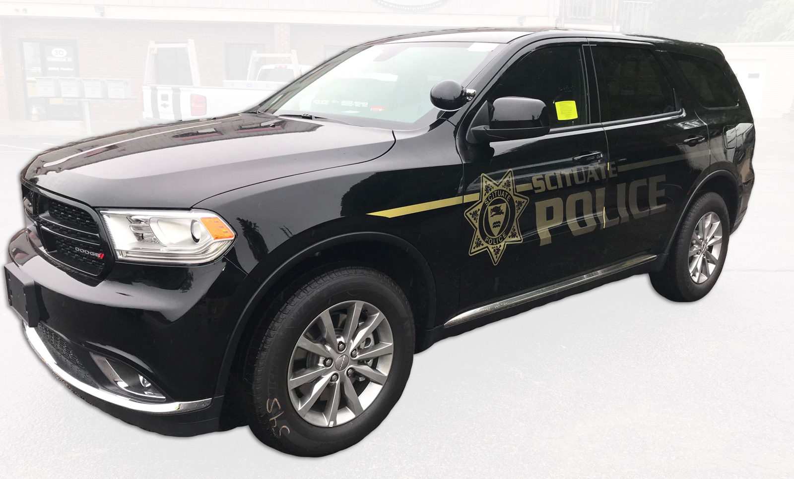 Scituate RI PD Stealth