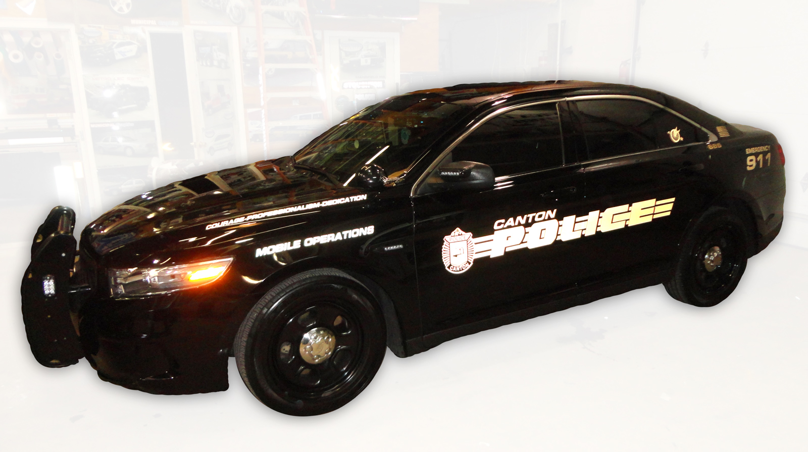 Canton PD Stealth