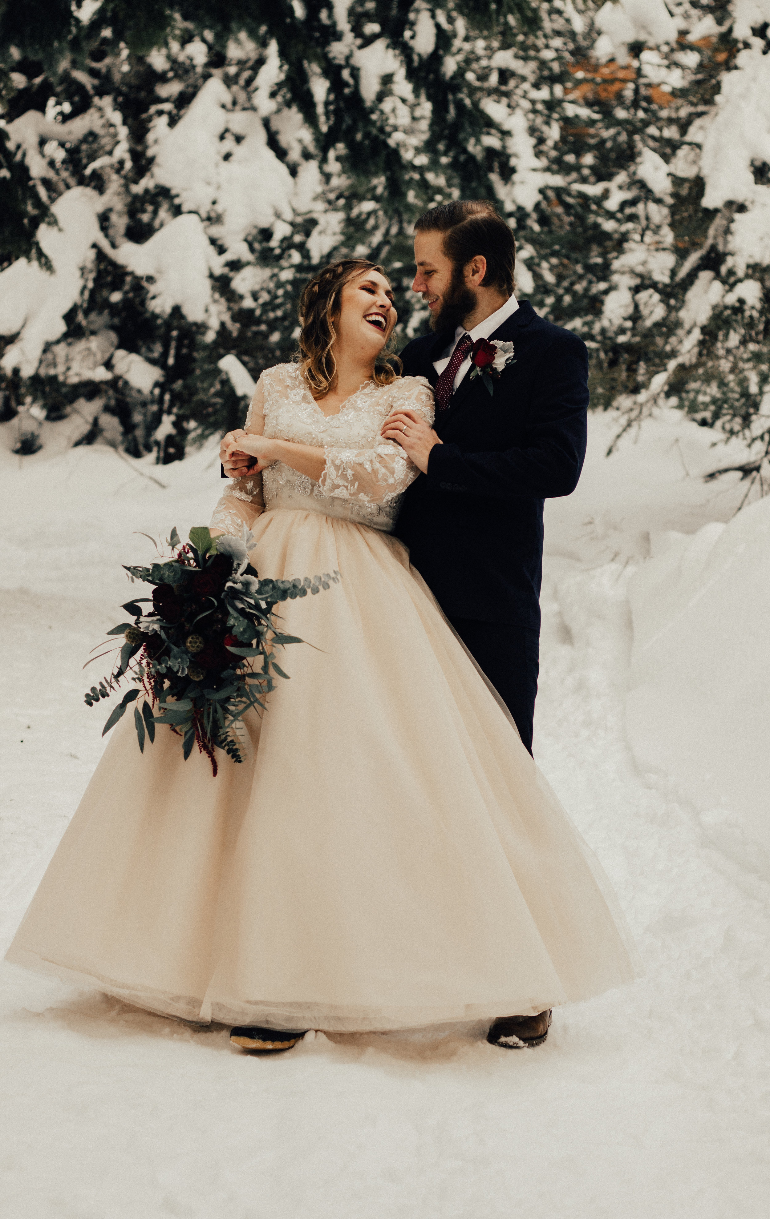 winter-idaho-elopement