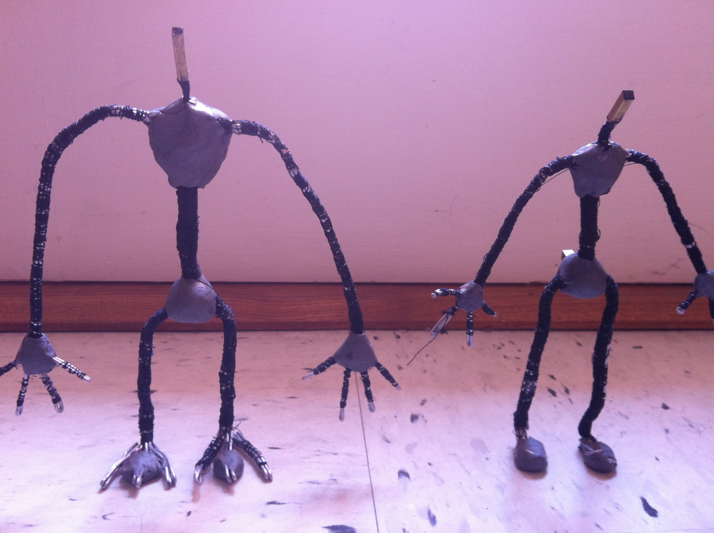 Wire Armatures