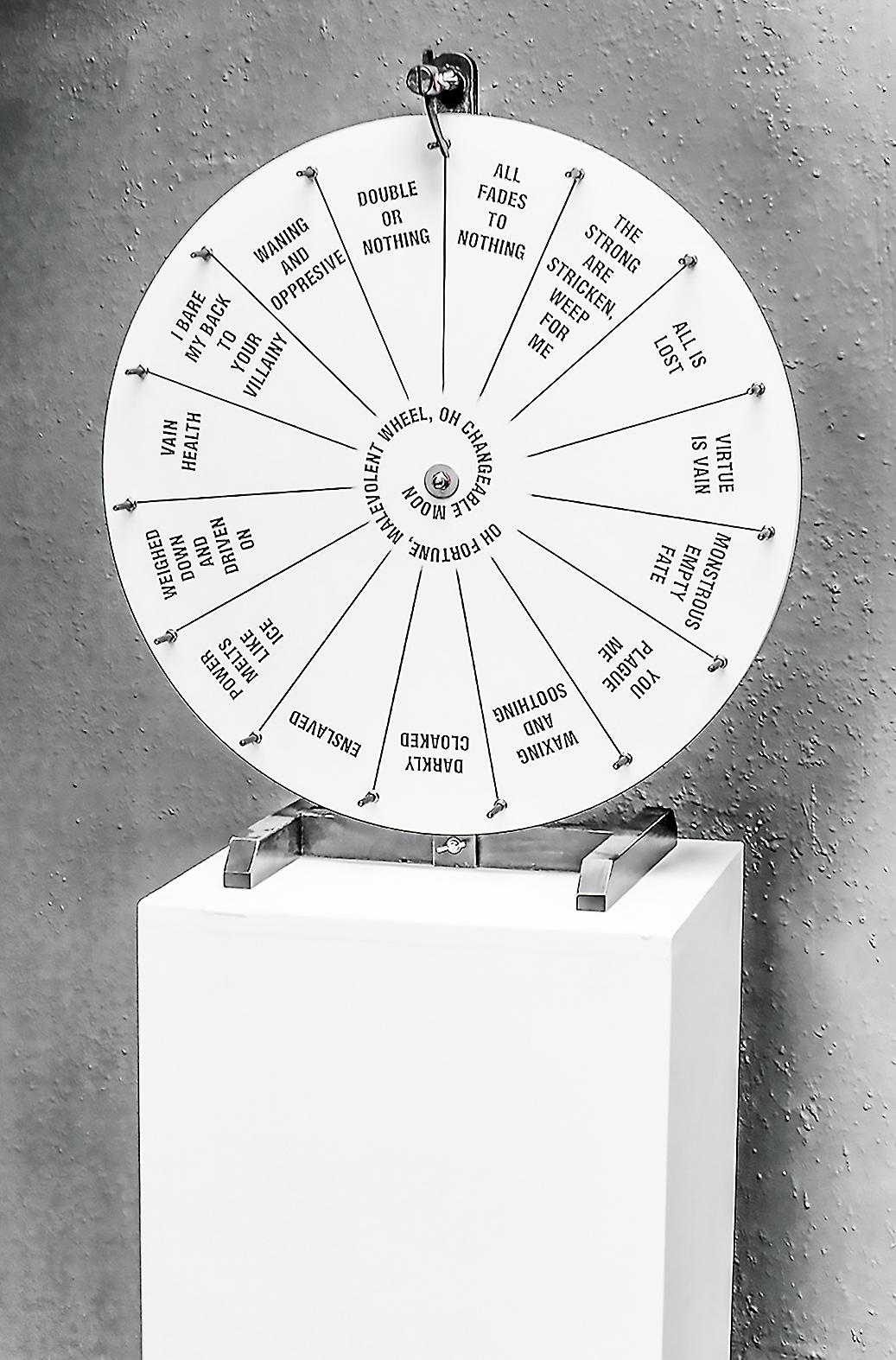 Malevolent Wheel