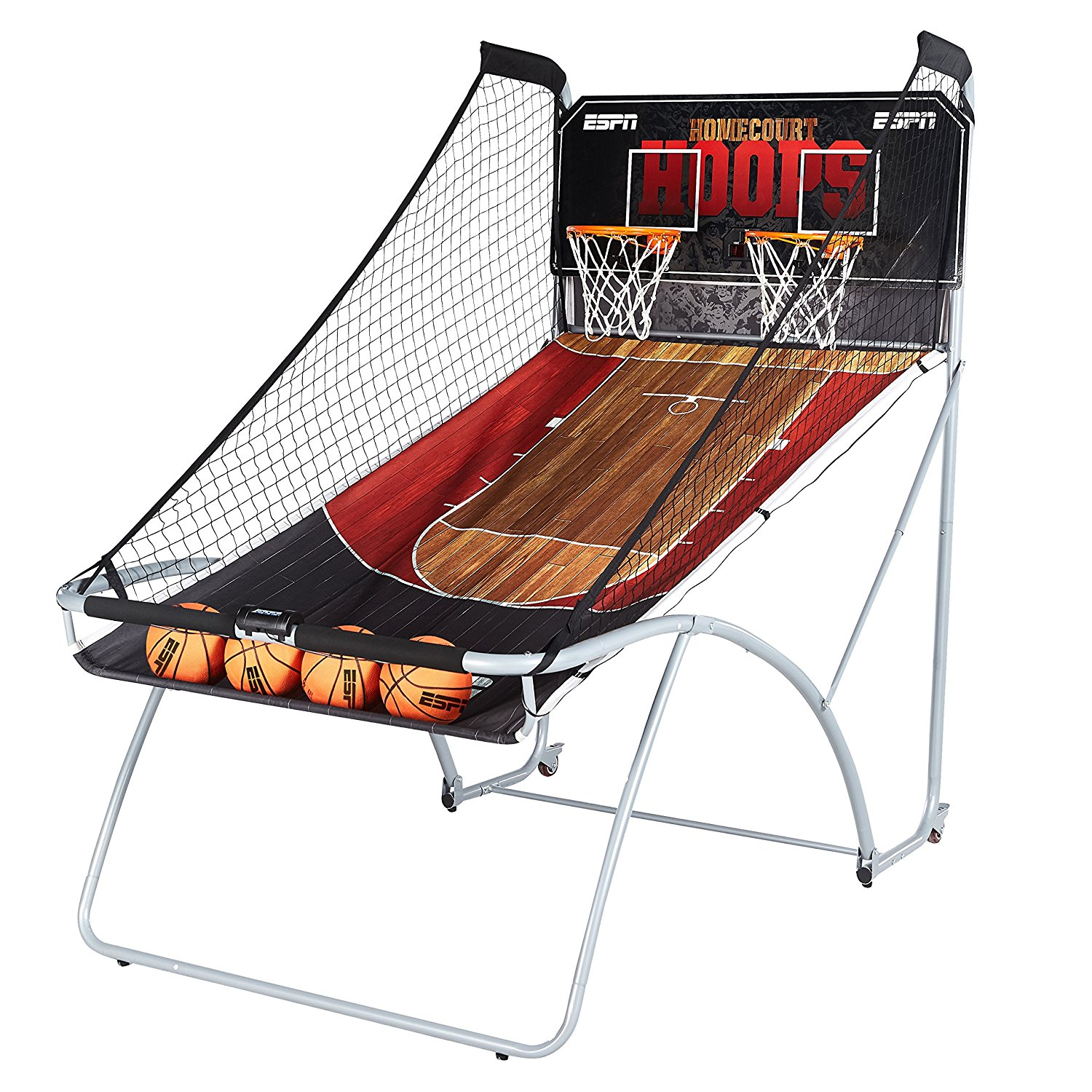 ESPN EZ Fold Indoor Basketball Game for 2 Players with LED Scoring and Arcade Sounds .jpg