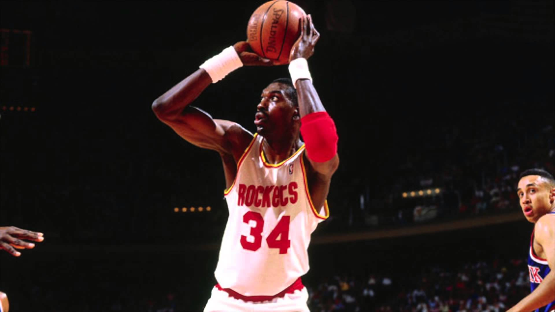 """""""It's not up to anyone else to make me give my best"""" - -Hakeem Olajuwon"""