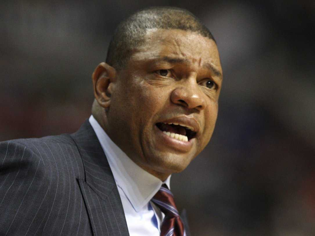 """""""Do you want to choose winning over standing out? It's a choice every player on every championship team has to do"""" - - Doc Rivers"""