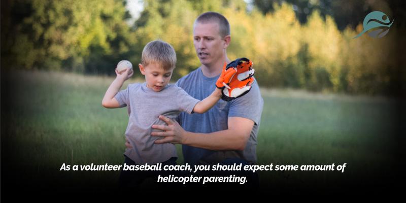 volunteer baseball coach