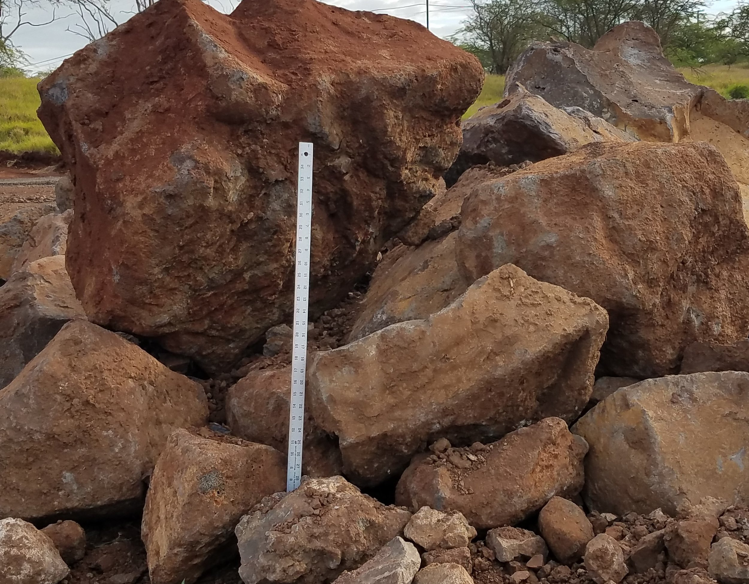 Landscape Rock - Various Sizes - Competitive Pricing Contact Us or Call (808) 856-6231 for Prices
