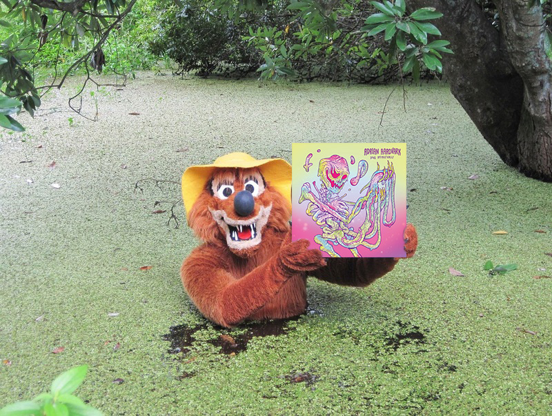 Br'er Fox is so dang excited for the new Adrian Aardvark record, he's hopping out of the bayou to show it off. Get your own hands on one THIS FRIDAY! ⚡4/20 💚DYING OPTIMISTICALLY by Adrian Aardvark  VINYL / DIGITAL  https://adrianaardvark.bandcamp.com/album/dying-optimistically     Or STREAM / DOWNLOAD:   https://www.amazon.com/gp/product/B079YNBLC8/?tag=distrokid06-20    https://itunes.apple.com/us/album/dying-optimistically/1351069855?app=itunes&ign-mpt=uo%3D4    https://play.google.com/store/music/album/Adrian_Aardvark_Dying_Optimistically?id=Biovn7hnvm4dmgpd4jkwr5vg4na
