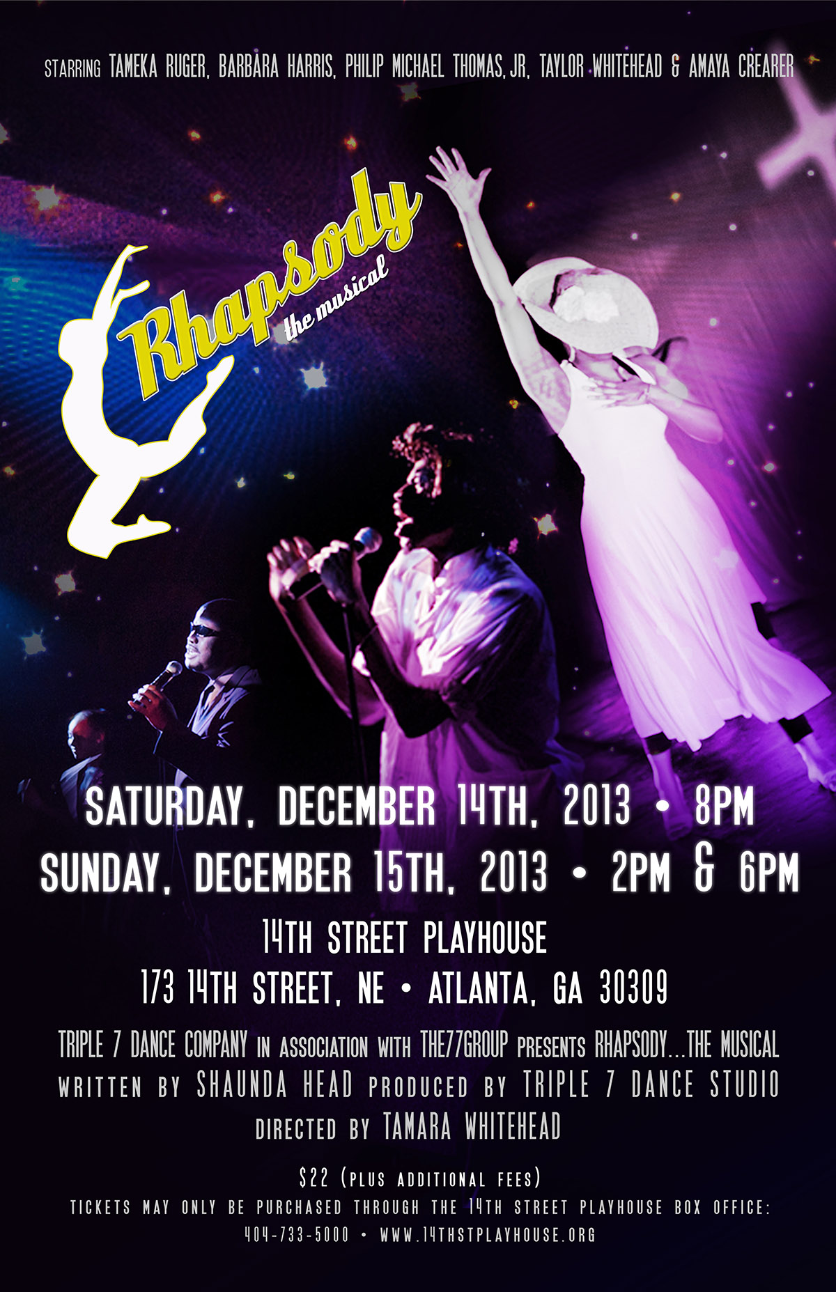 Rhapsody: The Musical - December 2010 - December 2013