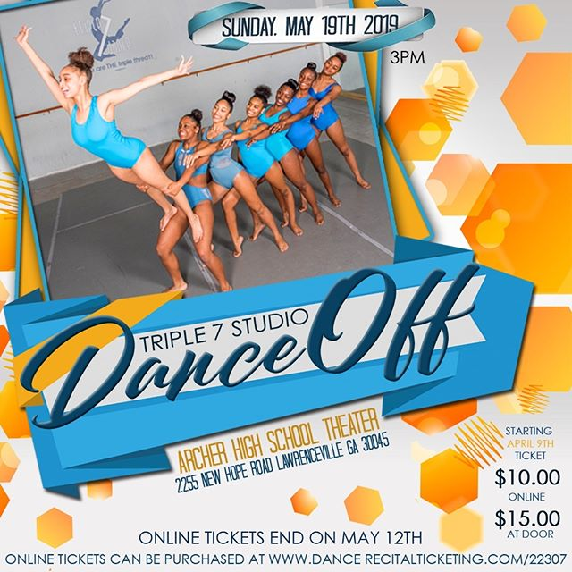 Our final show of the Season on Sunday,May 19th 3pm will include all of our students. Don't miss out on these talented dancers. Link in bio for tickets.