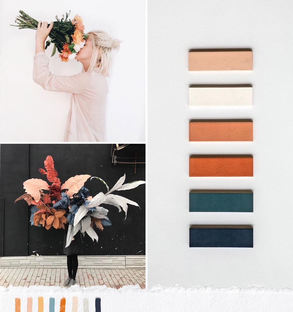 fall color palette // lisa rupp