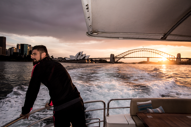Puma & Arsenal // Olivier Giroud // Sydney, Australia