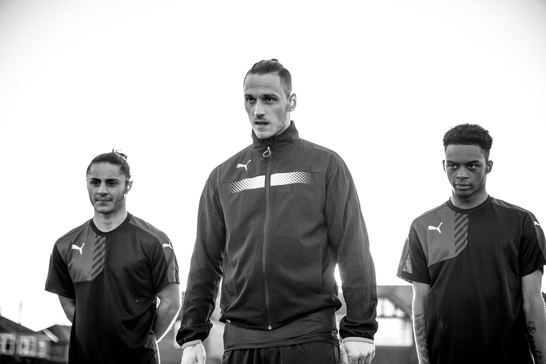 Puma // Marko Arnautovic // Manchester, England