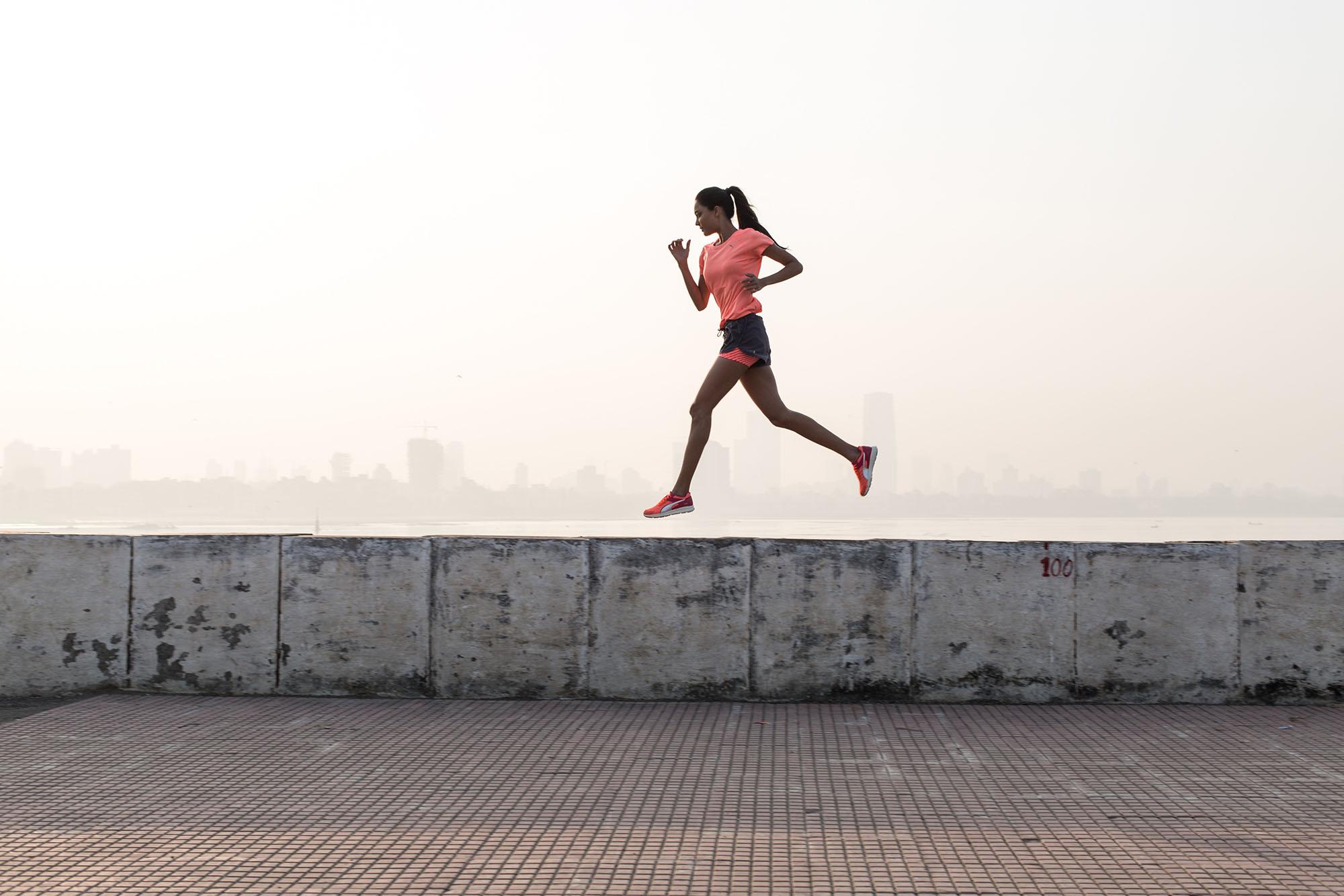 Puma // Lisa Haydon // Mumbai. India