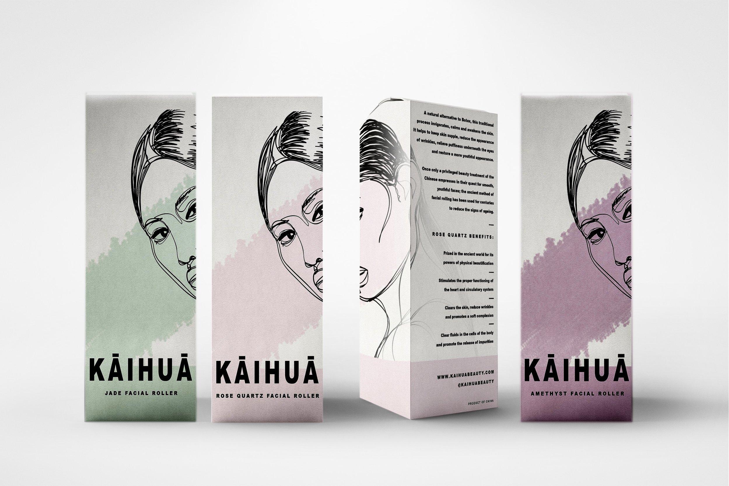Kaihua // Packaging design // Sydney, Australia
