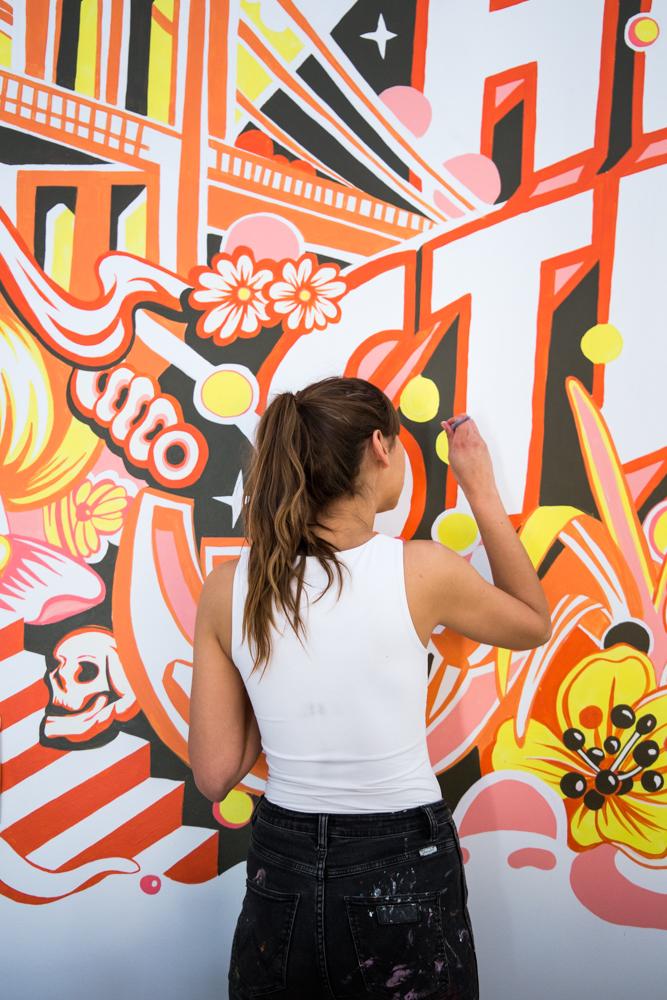 GEMMA O'BRIEN - Painting assistant + photographySydney, Australia