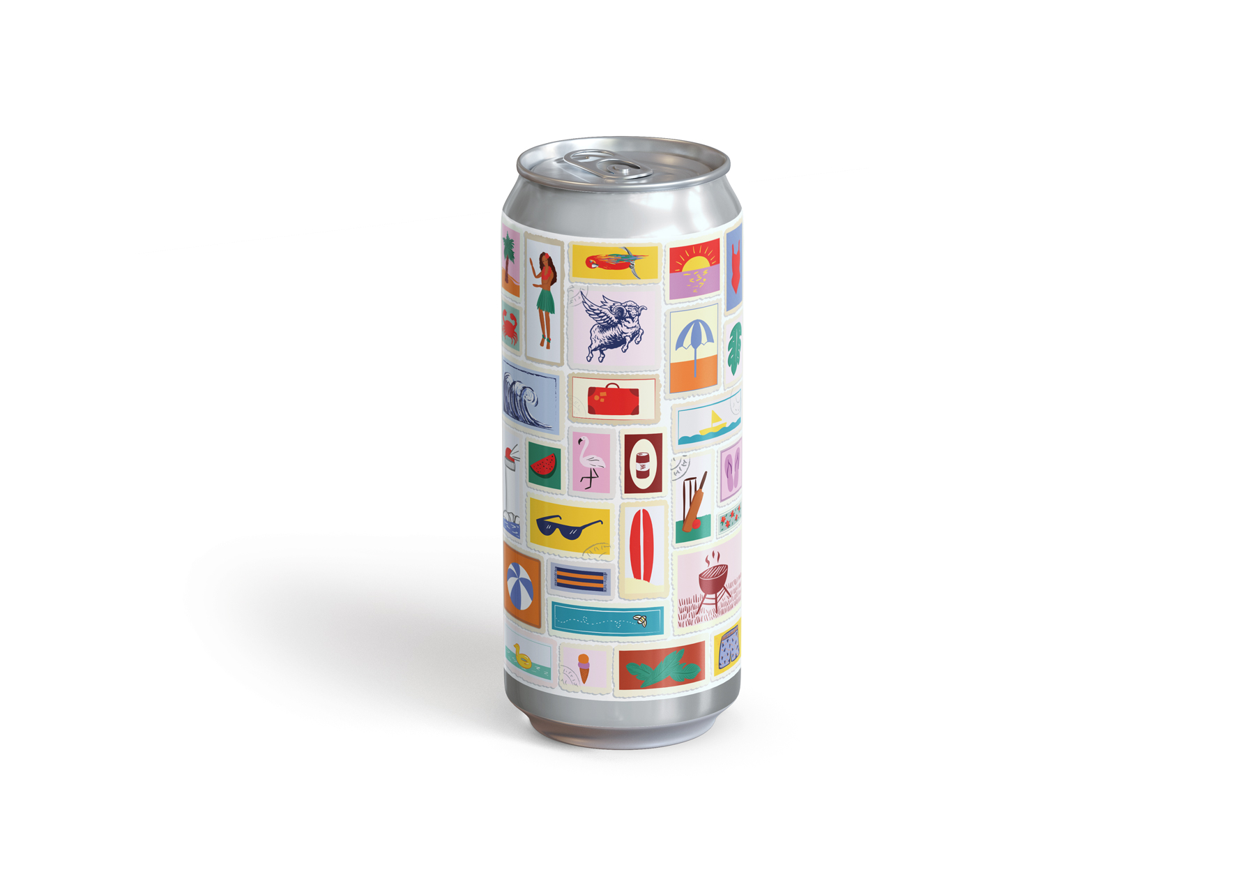 New England Brewing Co. // Packaging design // Sydney, Australia